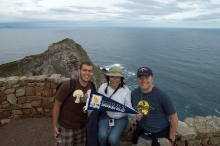 USM Students in South Africa