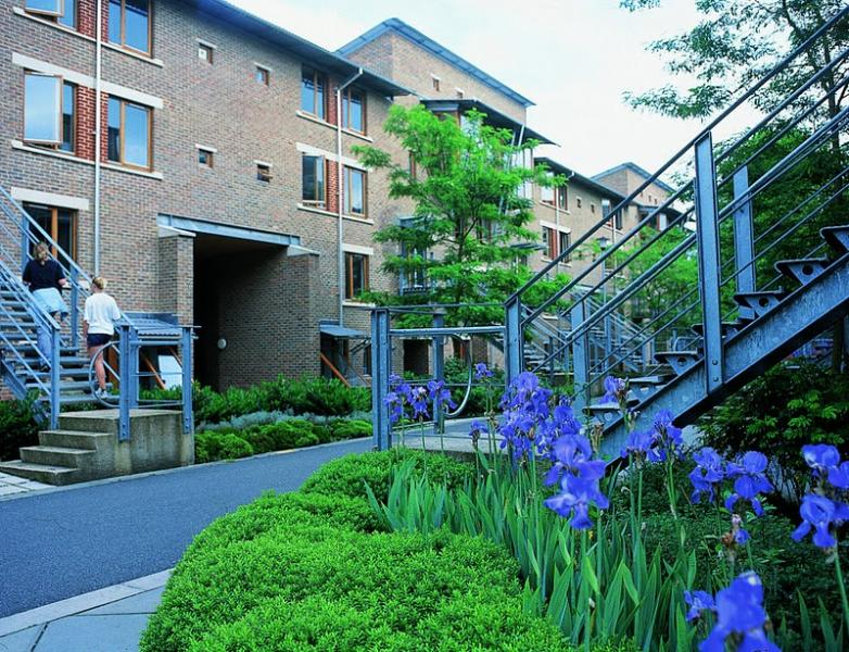 West Downs Student Housing Complex