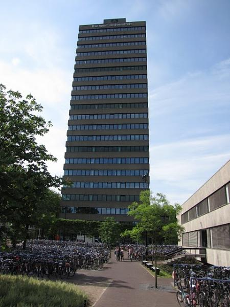 Radboud University building