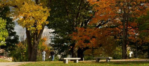 The USM Campus in Fall
