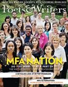 cover of Poets & Writers Magazine