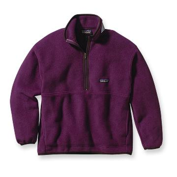 Recycled Fleece made from plastic bottles by Patagonia