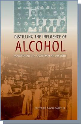 book cover Distilling the Influence of Alcohol