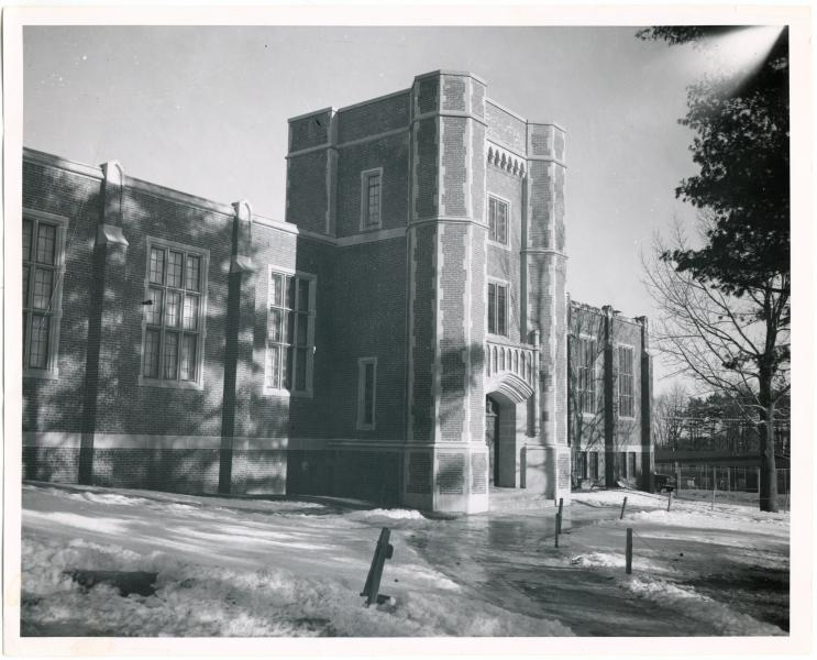 Russell Hall Pre-1965