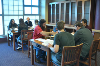 class using Special Collections
