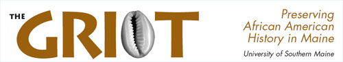logo of The Griot