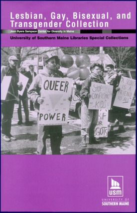 cover of LGBT brochure