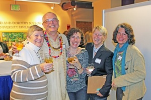 Nancy McKay, Hugh English, Mary Dougherty, Ardis Cameron, Eve Raimon