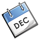 calender image that says Dec