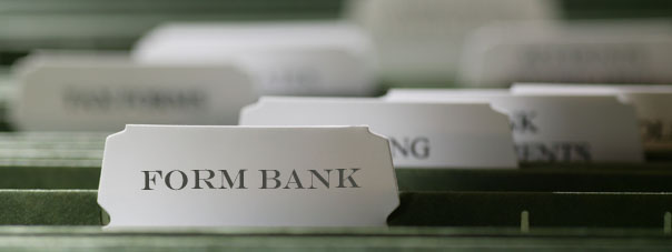 Form Bank