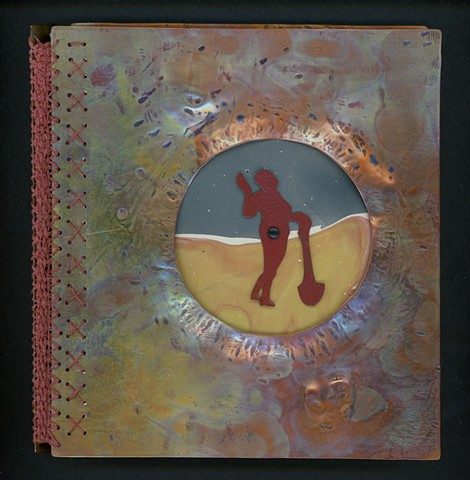 Artist Book by Cynthia McGuirl
