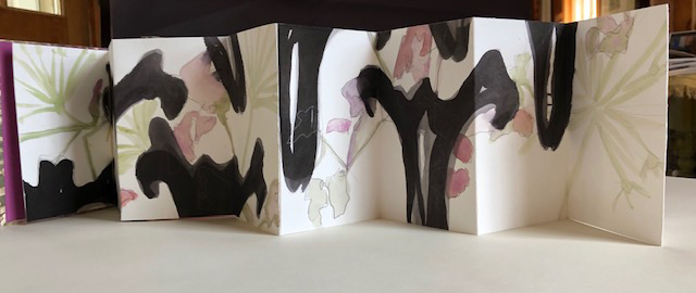 Artist Book by Kate Chappell