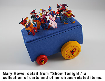 Mary Howe Show Tonight