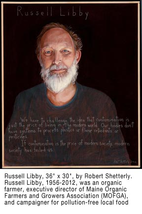 Russell Libby