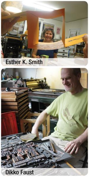 Esther K. Smith and Dikko Faust Purgatory Pie Press