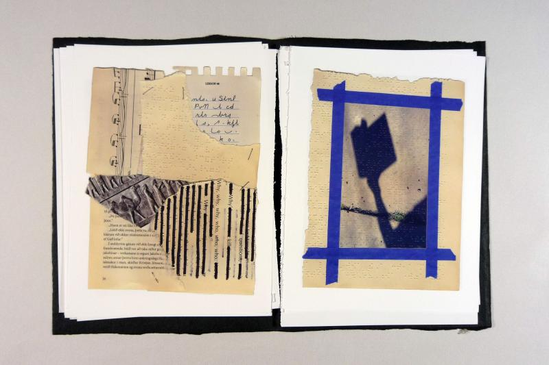 Scott McCarney USM Book Arts