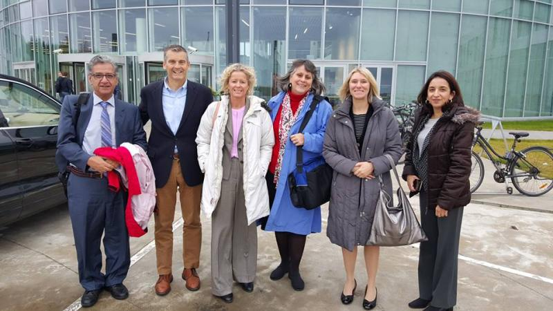 USM Delegation to Iceland