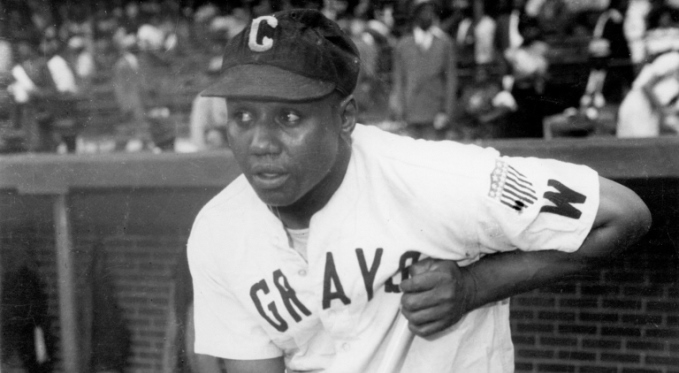 Josh Gibson, courtesy of Josh GIbson Foundation