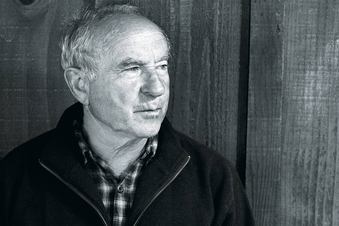 A photograph of Yvon Chouinard