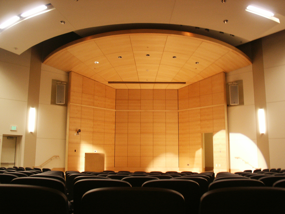 Hannaford Hall