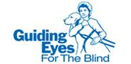 Guiding Eyes for the Blind logo