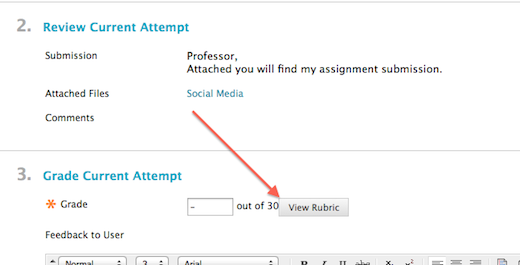 extra credit assignment in blackboard