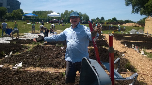 Cultivating Community's Community Gardens