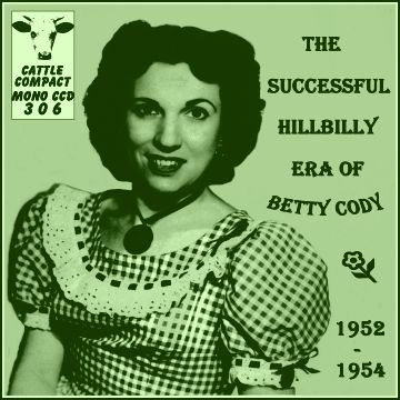 Betty Cody's album, 'Hillbilly Era'