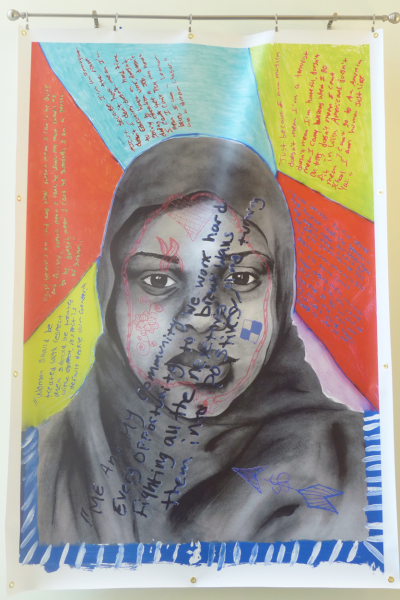 USM Artist-in-Residence project 2015