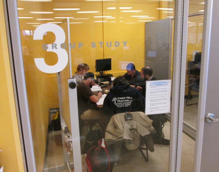 Davis: Group Study Rooms – UNC Chapel Hill Libraries