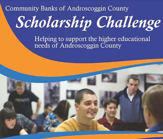 Community Banks scholarship graphic