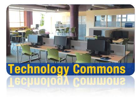 Visit the Technology Commons