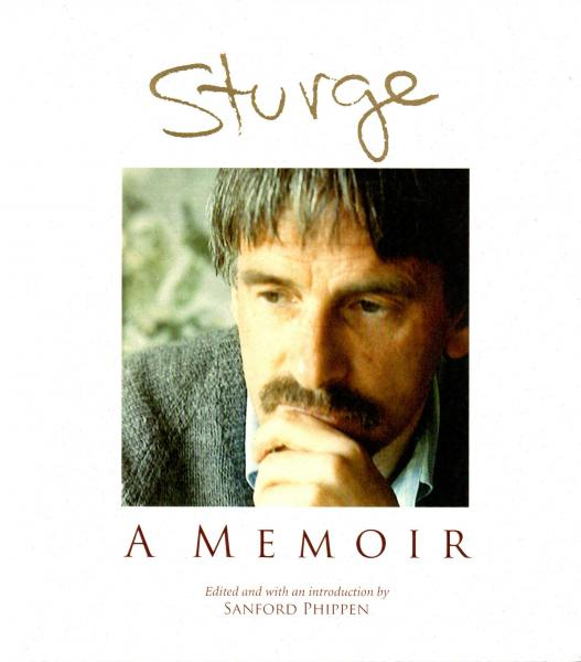 book cover of Sturge A Memoir