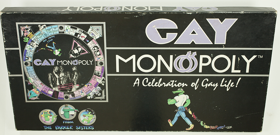 Gay Monopoly by the Parker Sisters