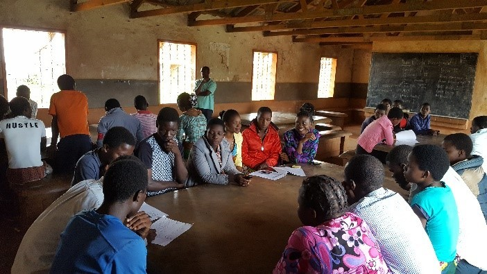 Go! Malawi High School and College Preparation Student Beneficiaries