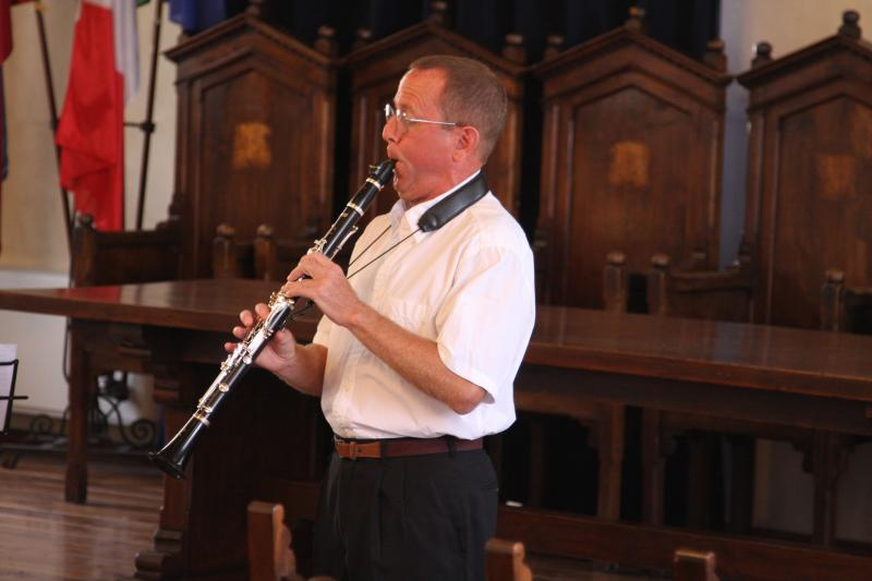 Gary Sperl in concert