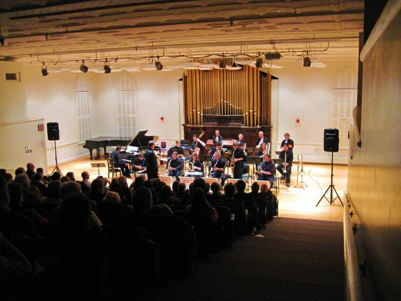 USM Jazz Ensemble