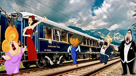 All Aboard for Opera!