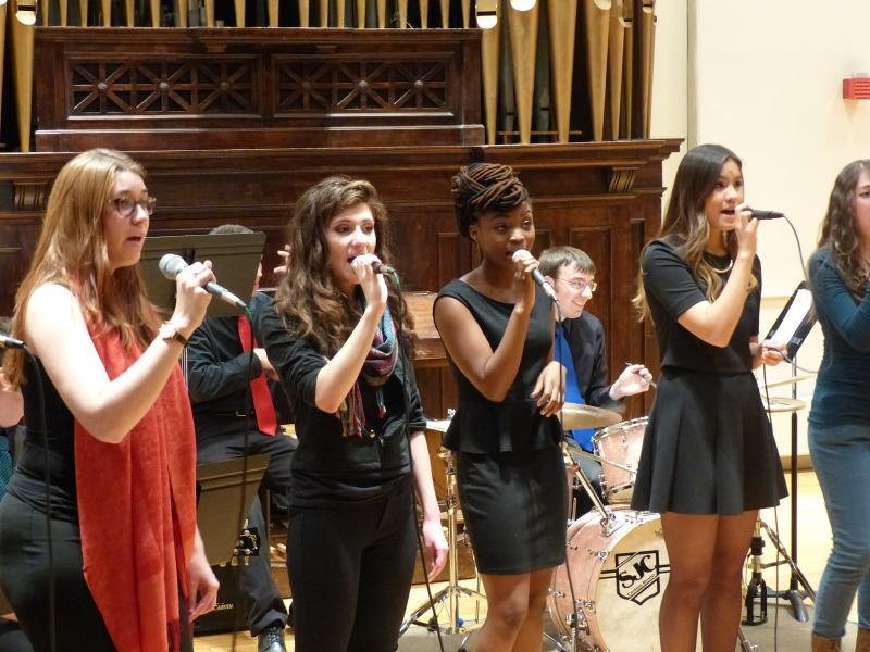 USM Vocal Jazz Ensemble