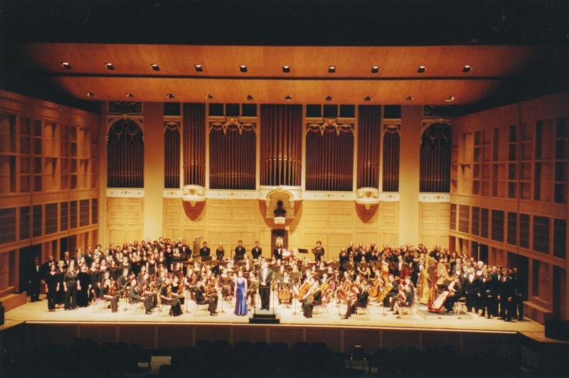 Portland Youth Symphony Orchestra of 2003
