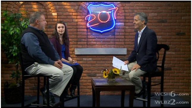 USM School of Music on WCSH 207