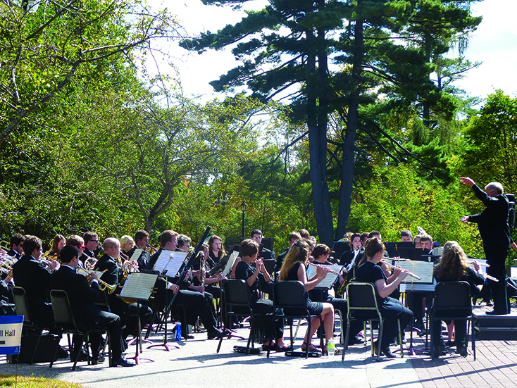 Outdoor Band Concert - 2013