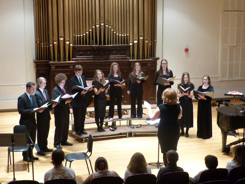 USM Youth Ensembles - Southern Maine Children's Choir