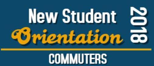 Transfer Students (all ages) & First Year Commuters Students Aged 21 and Older