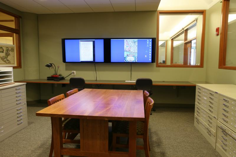 Usm Library Study Rooms