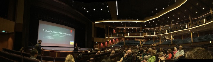 Anthem of the Seas theater/auditorium