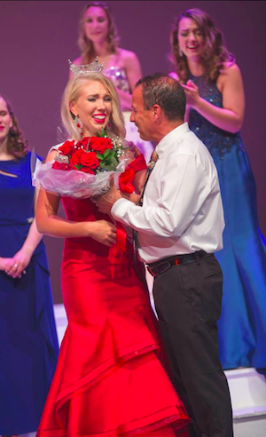 Olivia Mayo wins Miss Maine