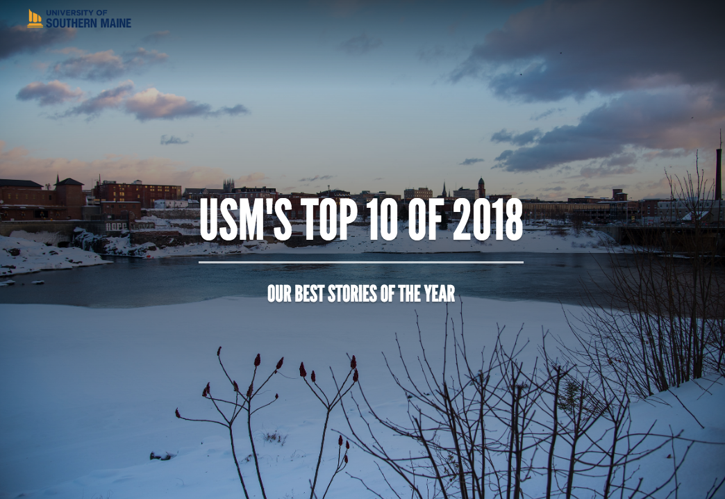 View the top stories of the year