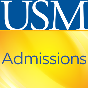 Example of USM social media profile picture