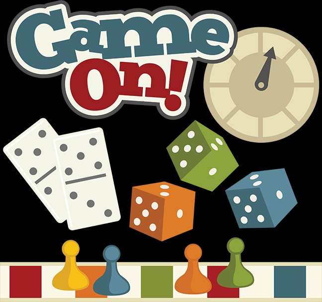 Game On Clipart